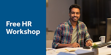 Free HR Workshop: Setting up your Business for Success tickets