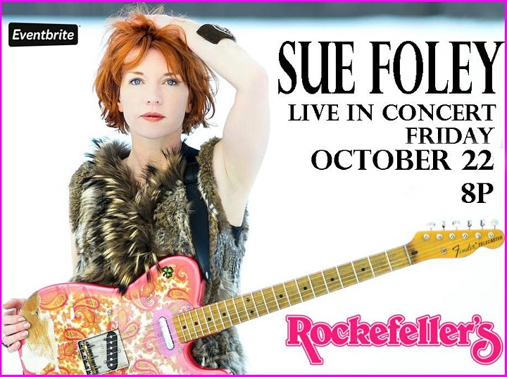 SUE FOLEY Live In Concert image
