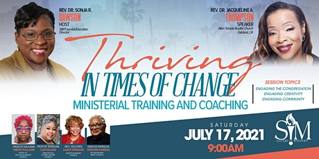 SIM  Ministerial Training and Coaching (Virtual) entradas