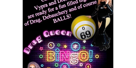 Drag Queen Bingo at Jackpot Bar and Grill tickets