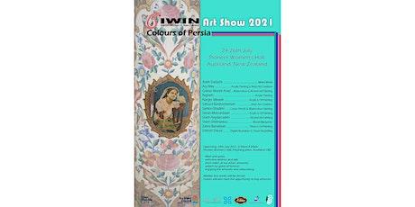 IWIN Art Show 2021 tickets