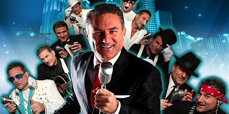 LEGENDS & LAUGHTER Impressions & Comedy  Jimmy Mazz comes to AC Summer 2022 tickets