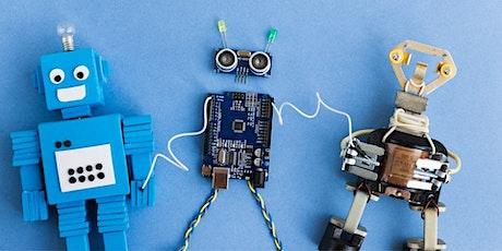 School Holiday Robot Design Challenge - Noarlunga Library tickets
