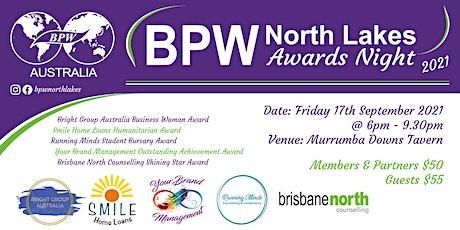 BPW North Lakes Awards Night 2021 tickets