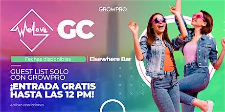 WE LOVE GC_GP GUEST LIST tickets