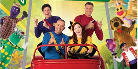 The Wiggles 'The Great Wiggly Road Trip Tour' 12.30pm Show tickets