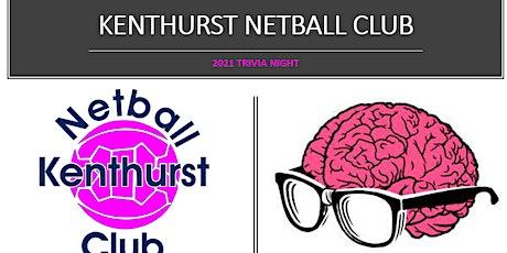 Kenthurst Netball Club Trivia Night tickets