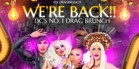 DC Drag Brunch At The Beautiful Harlot tickets