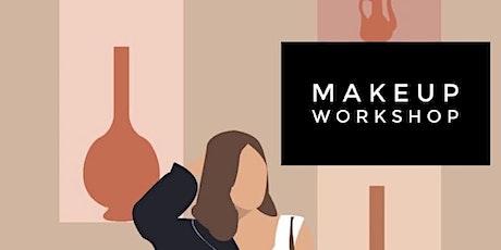 Makeup Workshop 40+ 18/7/21 tickets