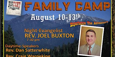 NW Apostolic Family Camp 2021 tickets