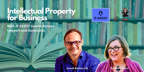 Intellectual Property for Business tickets
