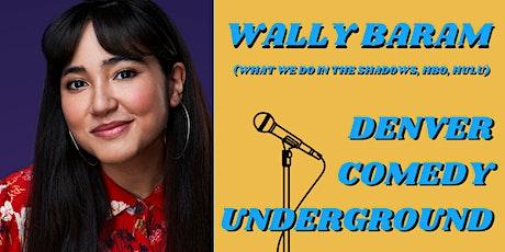 Denver Comedy Underground Stand-Up: Wally Baram tickets