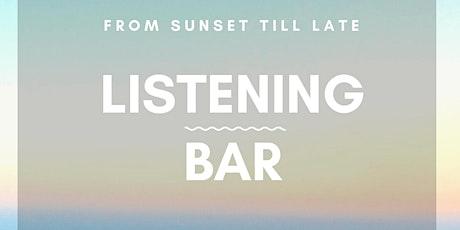 Listening Bar || TOM TRAGO  & friends at Le Palme Beach. biglietti