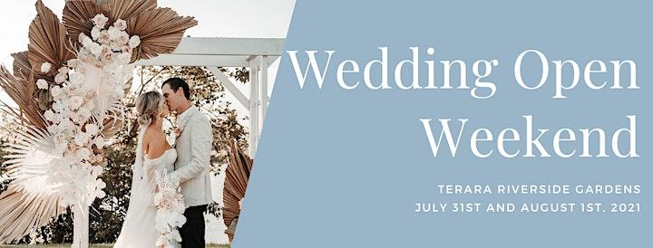 Terara Riverside Gardens Wedding Open Weekend image