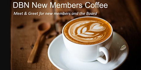 New member Coffee tickets