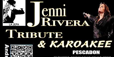 jenni Rivera Tribute $25 (Show & Dinner, Bistec A La Mexicana, Rice & Bean tickets