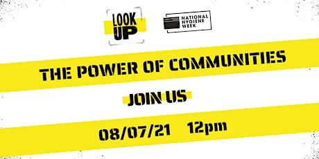 National Hygiene Week: The Power of Communities tickets