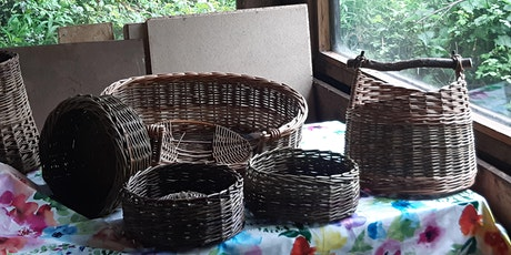 Traditional Basket Making (2 day course) for all abilities tickets