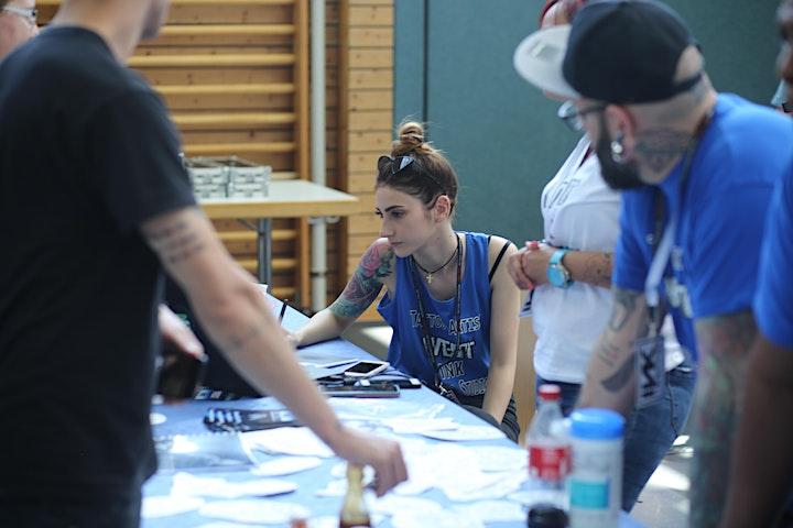 Tattoo Convention Bielefeld TattooTattaa: Bild