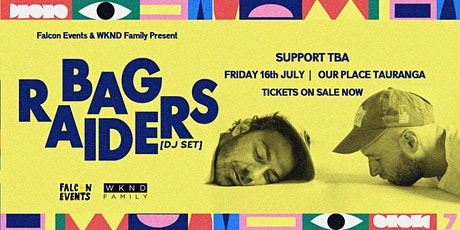 Bag Raiders | The Mount tickets