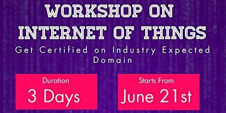 Workshop on IoT billets