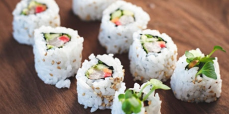 Little Foodie Workshops - Create your own Sushi tickets
