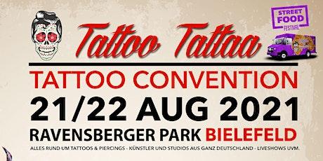 Tattoo Convention Bielefeld TattooTattaa Tickets