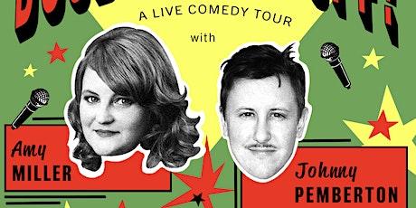 Amy Miller & Johnny Pemberton Live in Salem/Keizer, OR tickets