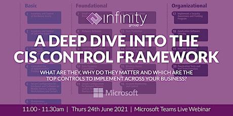 A deep dive into the CIS Controls Framework tickets