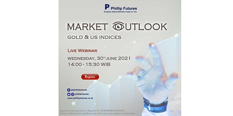 MARKET OUTLOOK : Gold & US Indices tickets