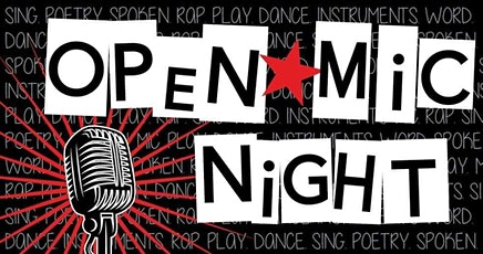 Open Mic Night with Dave Corley tickets