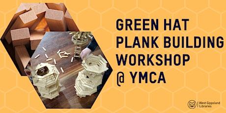 Green Hat STEM Workshop @ YMCA tickets