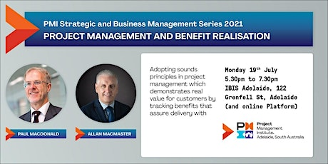 Project Management and Benefit Realisation tickets