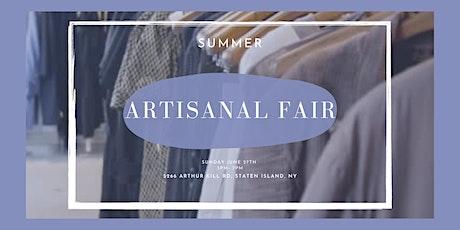 Summer Craft/ Vendor Sale tickets