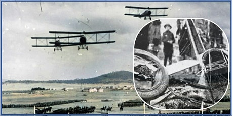 Mysterious Air Crash 1927 (REPEAT) tickets