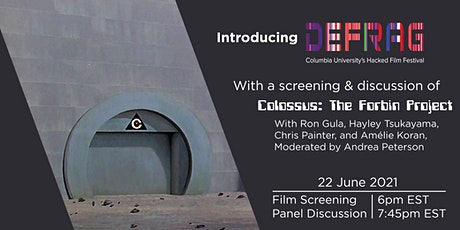 Introducing Columbia's DEFRAG Film Festival - Screening + Discussion tickets