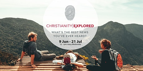 Christianity Explored: An Introductory Session tickets