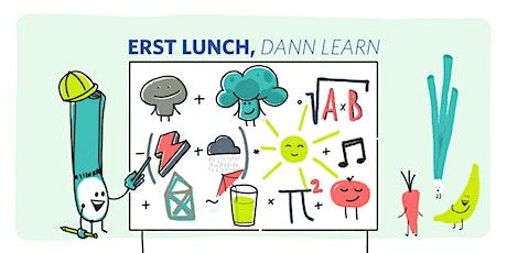Erst Lunch, dann Learn – #5 Remote Teambuilding Tickets