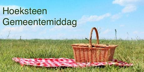 Hoeksteen Gemeentemiddag tickets