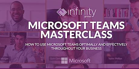 Microsoft Teams Best Practice Masterclass tickets