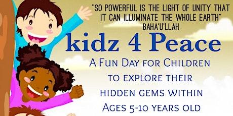 Kidz 4 Peace tickets