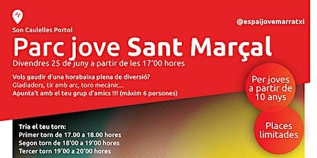 PARC JOVE SANT MARÇAL 2021 tickets