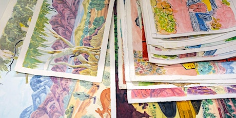 Watercolour Painting with the Iltja Ntjarra Many Hands Art Centre tickets