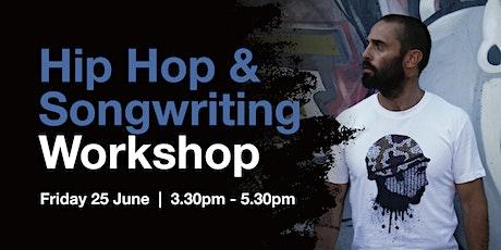 Hip Hop & Songwriting Workshop | SAE Byron Bay tickets