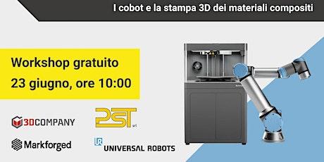 PST - UR - 3D COMPANY biglietti