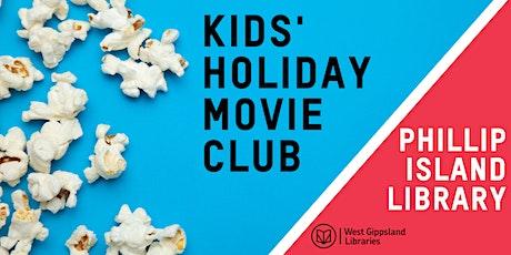 School Holiday Movie Club @ Phillip Island Library tickets
