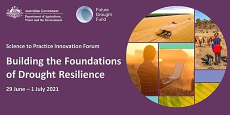 Building the Foundations of Drought Reslience tickets