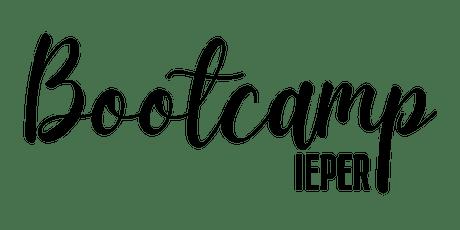 Bootcamp Ieper tickets