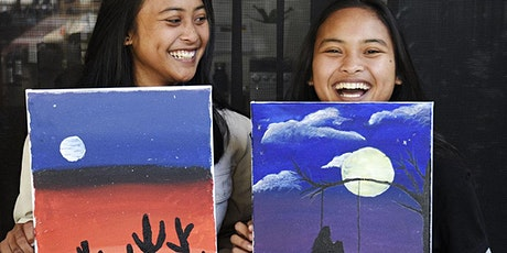 Free - Painting on Canvas in the Park tickets