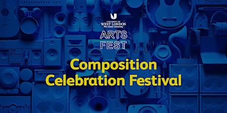 LCM Composition Celebration Festival tickets